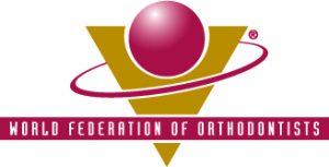 Logo World federation of orthodontist