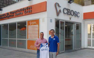 Clínica Dental CEOSC patrocinará al Club Baloncesto Santa Cruz