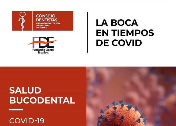 """""""La boca en tiempos de COVID-19"""""""